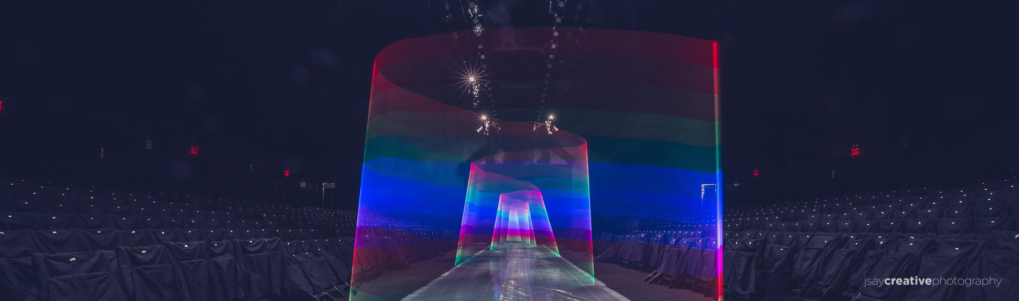 Lighting Up The Runway