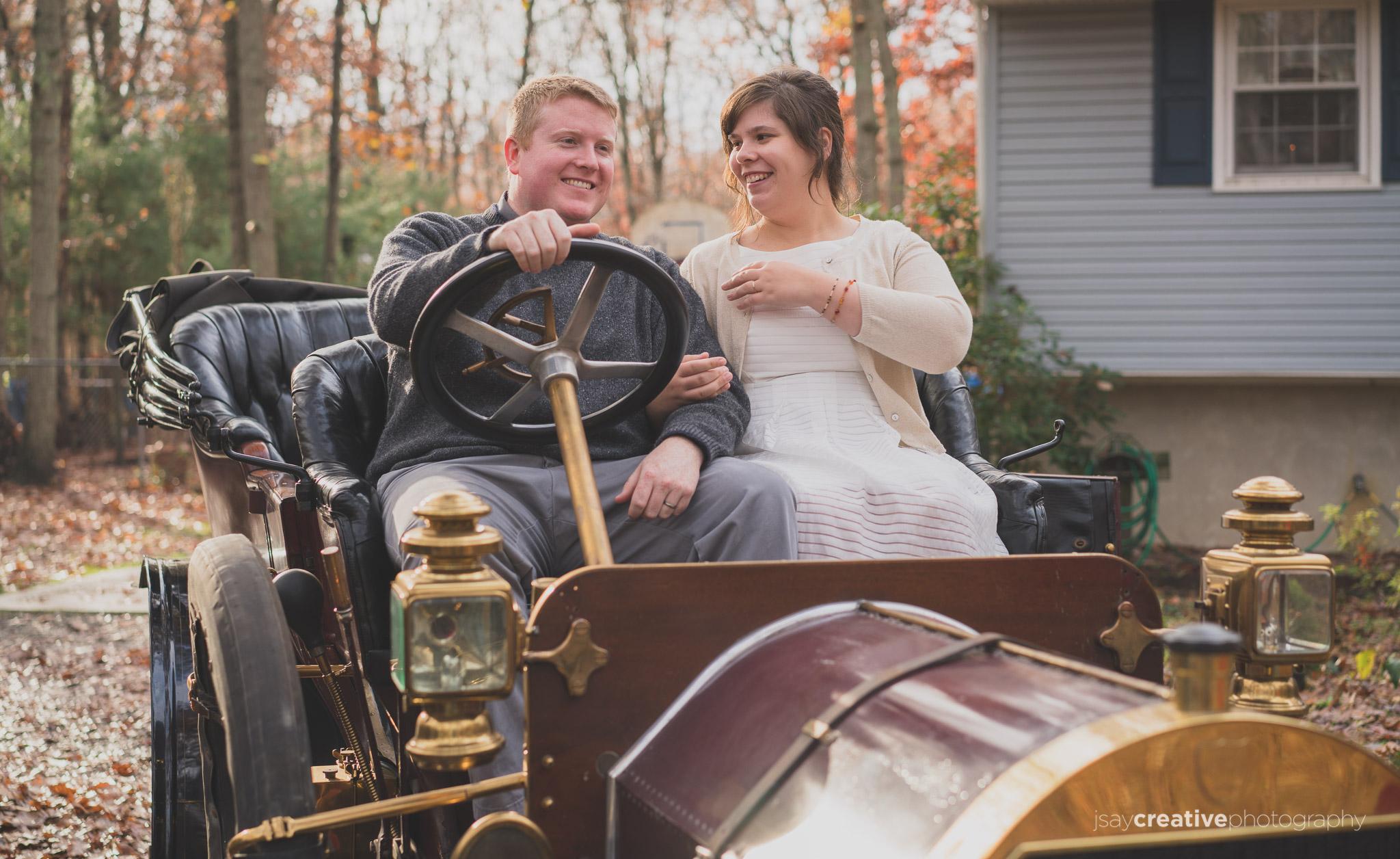 Anna & Adam's Autumn Wedding