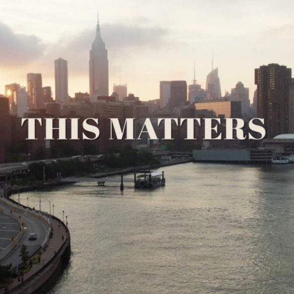 This Matters | The Black Lives Matter Protests Perspective You Haven't Seen - NYC